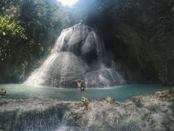 Level 5 falls of Aguinid