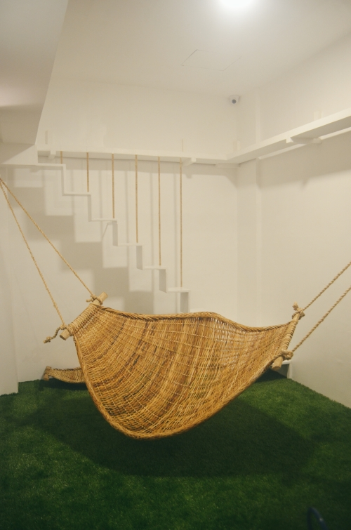 Hammock for humans and cats